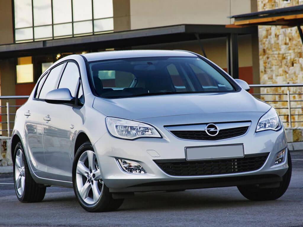 Opel Astra J Automata