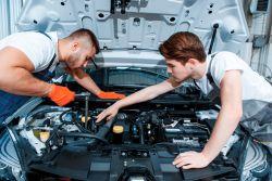 Car service, repair