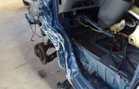Car body repair